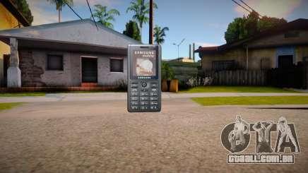 Samsung J210 para GTA San Andreas