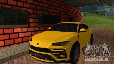 Lamborghini Urus SV para GTA San Andreas