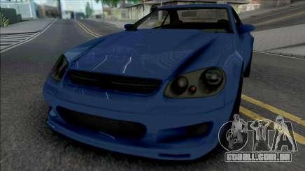 GTA IV Benefactor Feltzer para GTA San Andreas