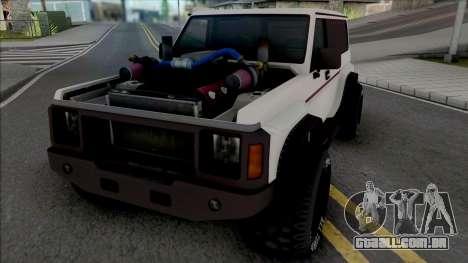 GTA V Annis Hellion [VehFuncs] para GTA San Andreas