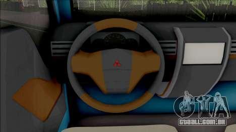 Mitsubishi Fuso Canter para GTA San Andreas