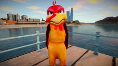 Turkey Mascot (from Dead Rising 4) para GTA San Andreas