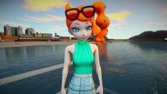 Sonia Casual - Pokemon Sword And Shield v1 para GTA San Andreas