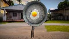 Egg In Pan
