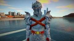 Knights Armor (from Dead Rising 4) para GTA San Andreas
