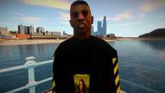 Personagem negro para GTA San Andreas