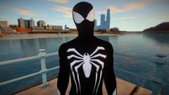 Spidey Suits in PS4 Style v2 para GTA San Andreas