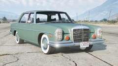 Mercedes-Benz 300 SEL 6.3 (W109) 1972 v1.1 para GTA 5