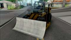 Dozer [HD Universe Style] para GTA San Andreas