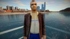 LQ Model Niko Bellic para GTA San Andreas
