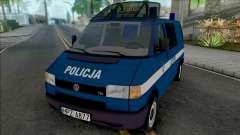 Volkswagen Transporter (T4) Policja KSP