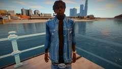 Jovem para GTA San Andreas