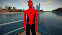 Spidey Suits in PS4 Style v1 para GTA San Andreas