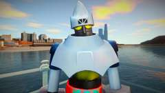 Super Robot Taisen Getter Robo Team 1 para GTA San Andreas