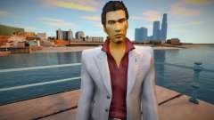 Kazuma Kiryu - Yakuza para GTA San Andreas