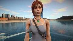 FORTNITE: Lara Croft [Temple] para GTA San Andreas