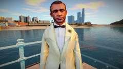 Agente 007 (boa pele) para GTA San Andreas