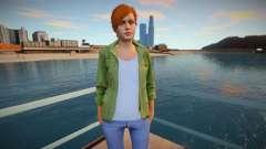 Mary Jane Watson para GTA San Andreas