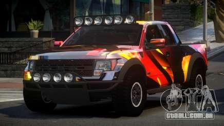 Ford F-150 U-Style S3 para GTA 4