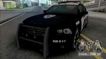 Dodge Charger SRT8 Police Patrol para GTA San Andreas