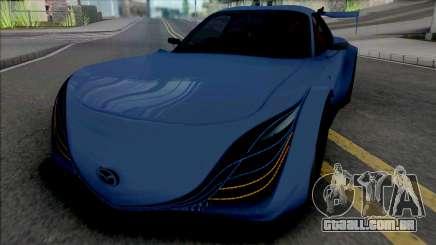 Mazda RX-7 FD3S BN-Sport Furai Face para GTA San Andreas