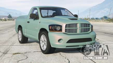 Dodge Ram SRT10 2006〡add-on v1.1 para GTA 5