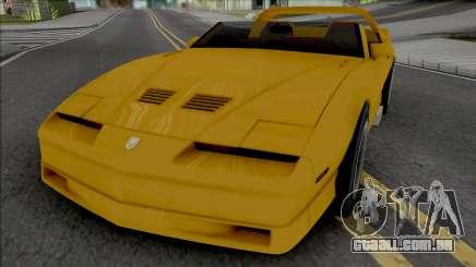 Pontiac Firebird Roadster Concept para GTA San Andreas