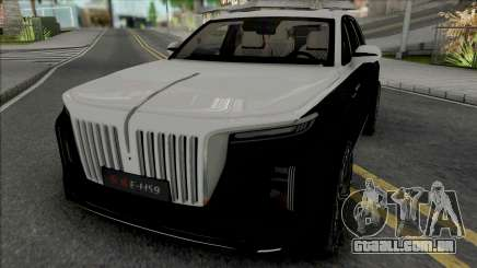 Hongqi E-HS9 2021 para GTA San Andreas