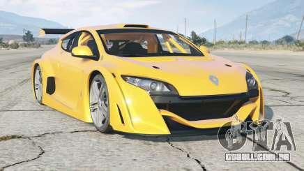 Renault Megane Trophy 2011〡add-on para GTA 5
