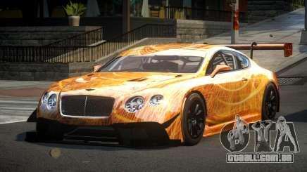 Bentley Continental SP S7 para GTA 4
