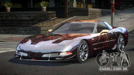 Chevrolet Corvette GS-U S10 para GTA 4