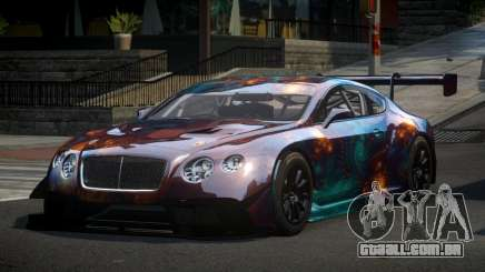 Bentley Continental SP S10 para GTA 4