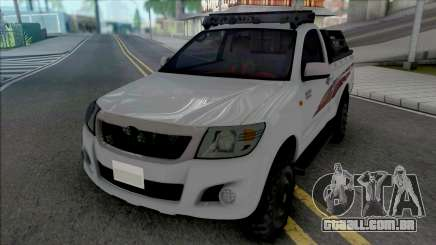 Toyota Hilux GL para GTA San Andreas
