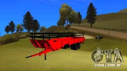 Punjabi farm trailer V2 por harinder mods para GTA San Andreas