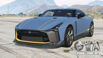 Nissan GT-R50 2019〡add-on v2.0 para GTA 5