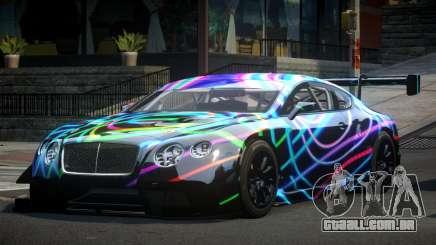 Bentley Continental SP S8 para GTA 4