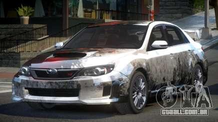 Subaru Impreza GST-R S2 para GTA 4