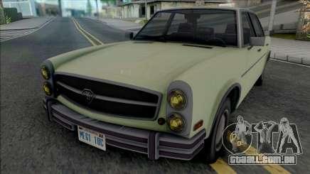 GTA V Benefactor Glendale [IVF] para GTA San Andreas