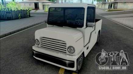 Pickup Tug para GTA San Andreas