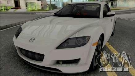 Mazda RX-8 (NFS Shift) para GTA San Andreas
