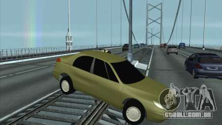 Moskvich 2143 para GTA San Andreas