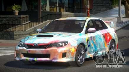 Subaru Impreza GST-R S6 para GTA 4