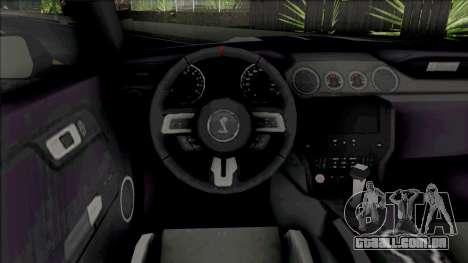 Ford Mustang Shelby GT350R 2016 (Real Racing 3) para GTA San Andreas