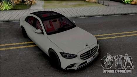 Mercedes-Benz S-Class W223 para GTA San Andreas