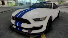 Ford Mustang Shelby GT350R 2016 (Real Racing 3)