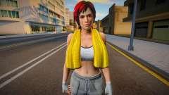 Dead Or Alive 5 - Mila (Costume 6) 7 para GTA San Andreas