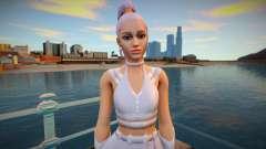 Ariana Grande - Fortnite 14 para GTA San Andreas