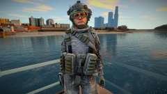Call Of Duty Modern Warfare 2 - Army 1 para GTA San Andreas