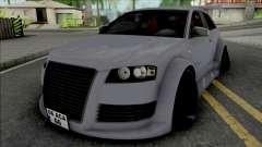 Audi A3 Heavy Tuning