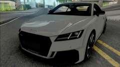 Audi TT RS 2019 para GTA San Andreas